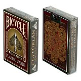 Celtic Myth Bicycle Playing Cards Symmetrical